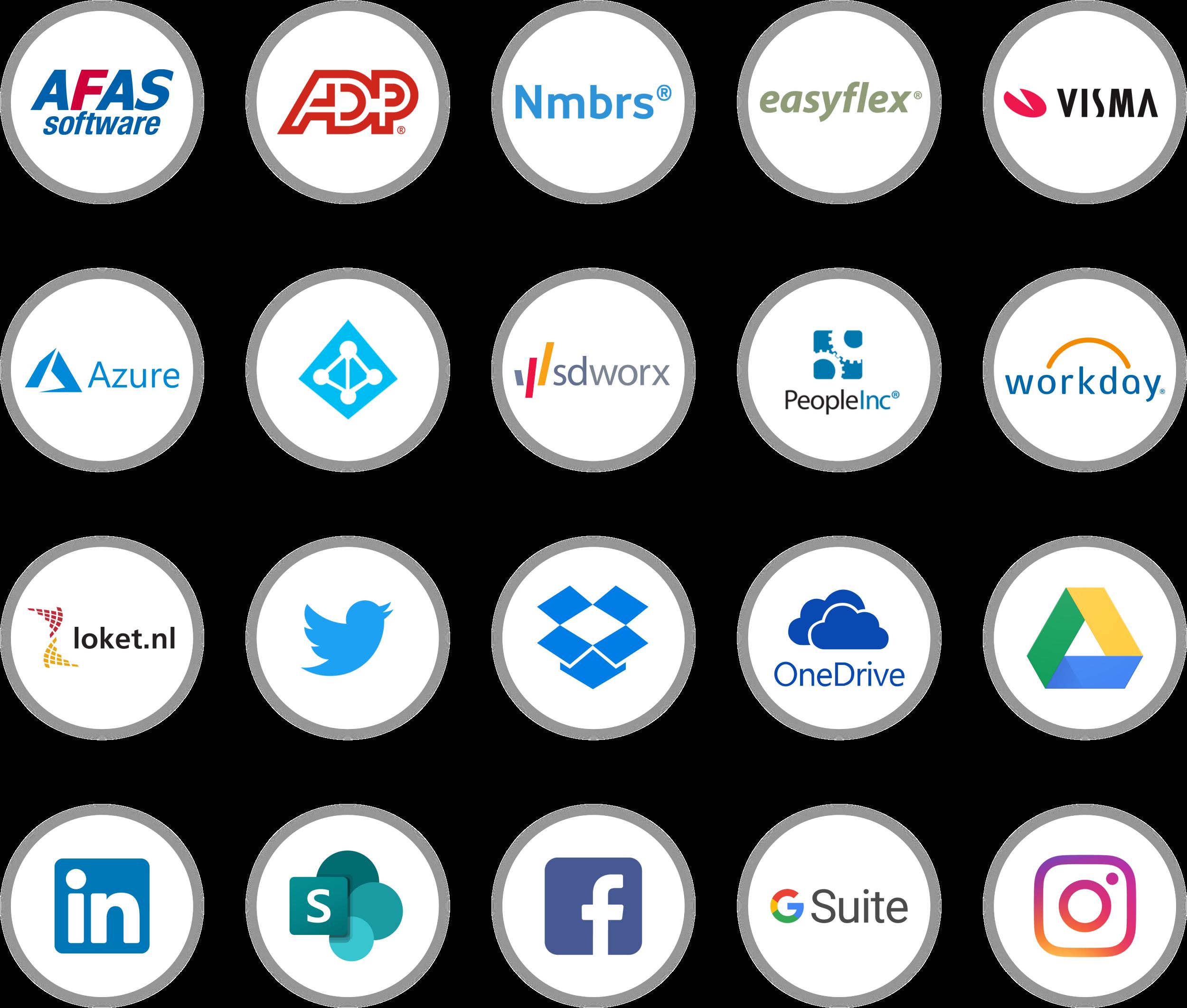 Integraties logos