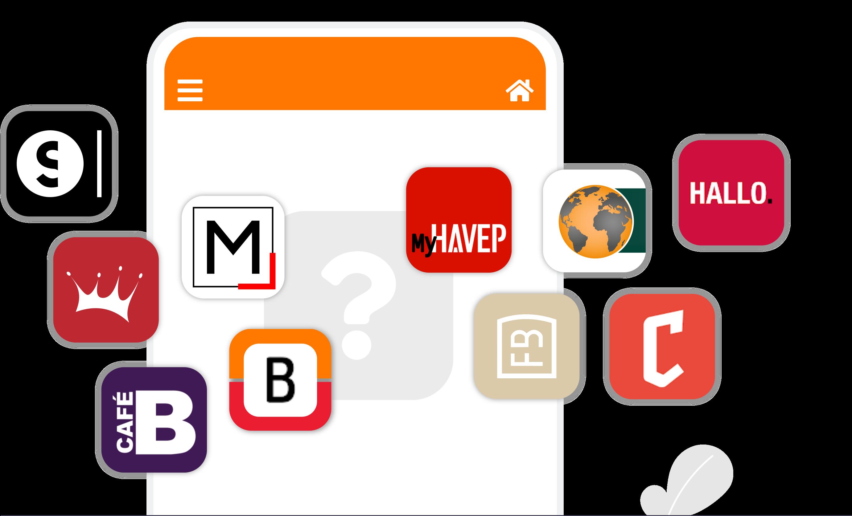 My Company eigen app1