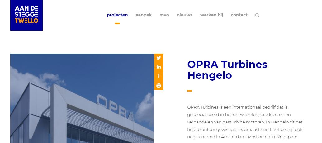 OPRA Turbines aan de slag met Het Nieuwe Beoordelen