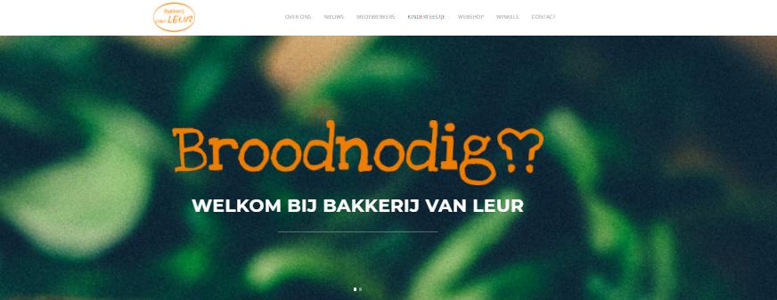 Bakkerij van Leur aan de slag met Duurzame Inzetbaarheid