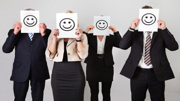 Stress én geluk op de werkvloer
